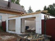 Строительство гаражей под ключ. Сургутские строители.