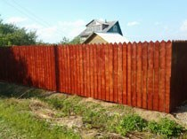 строить забор, ограждение город Сургут
