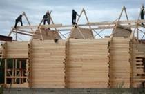 строительство домов из бруса в Сургуте