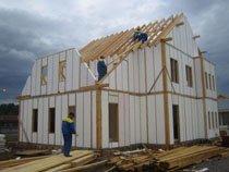 каркасное строительство домов Сургут